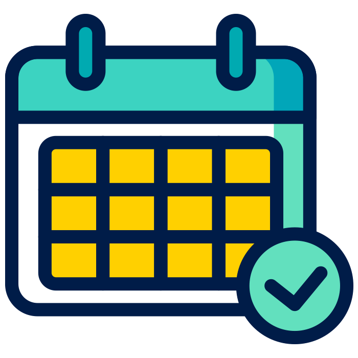 Appointment Booking Solution Icon