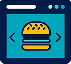 Food Solution Icon-s